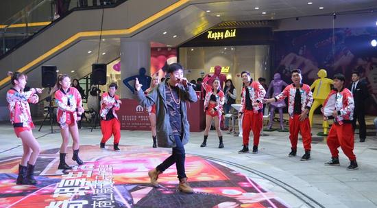 天玥中心:双地铁block商业示范区11月14日盛装