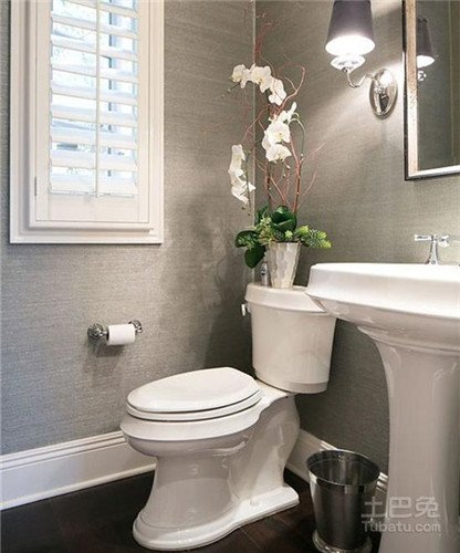 卫生间能贴壁纸吗?如何贴?