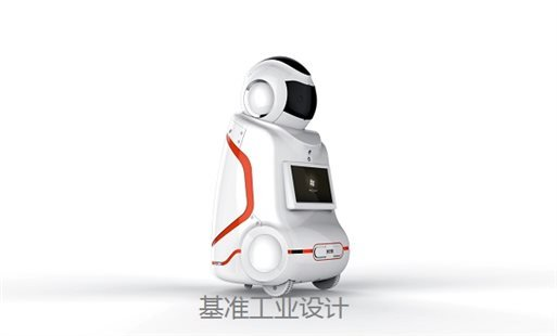 服务机器人的工业设计研究