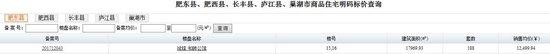 斌锋和睦公馆备案,毛坯跃层均价12499.94元/㎡