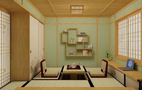 房屋装修风水中的榻榻米装修风水