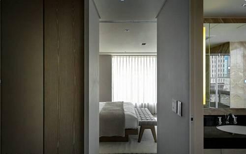 结合光线与归属感 现代风格大户型