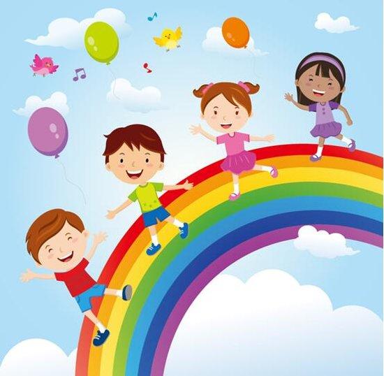 孩子微笑漫画-拒绝面无表情 和孩子一起微笑吧图片