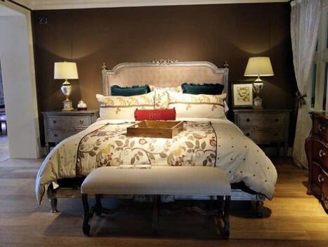 美式风格搭配 合肥麦特斯国际软装引领美式家居新潮流