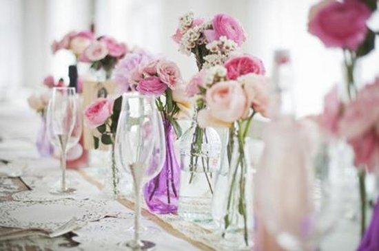 漂亮的餐桌摆饰 也是一种艺术修行