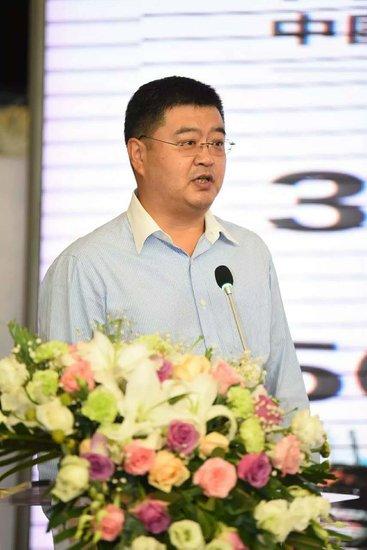 中街联(北京)文化发展有限公司,首席运营官胡宇飞致辞。