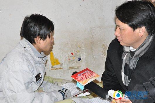 中环城:贫寒两兄弟同患尿毒症难以为继_频道-