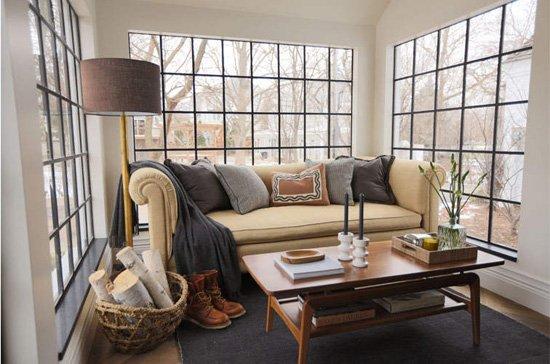 单身公寓完美蜕变 省钱挑战美式风格(图)图片