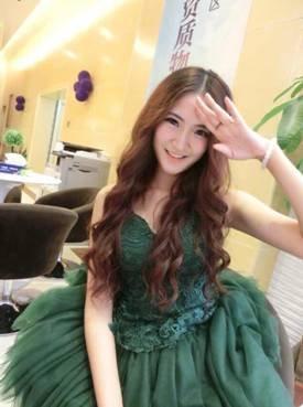 绿地:国际小姐安徽总决赛合肥选手展示