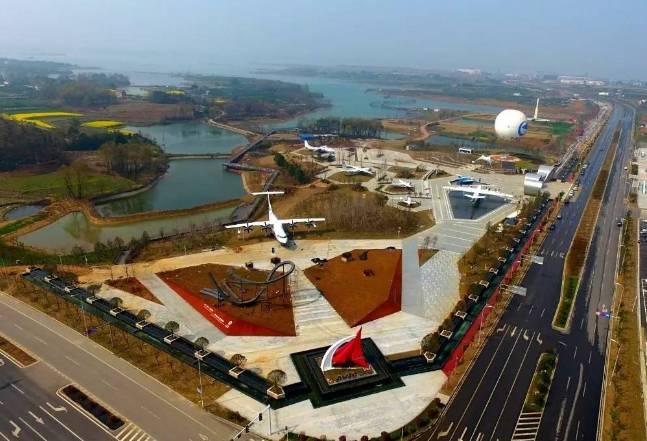 航空小镇将开建 皖版轻型运动飞机有望合肥首飞