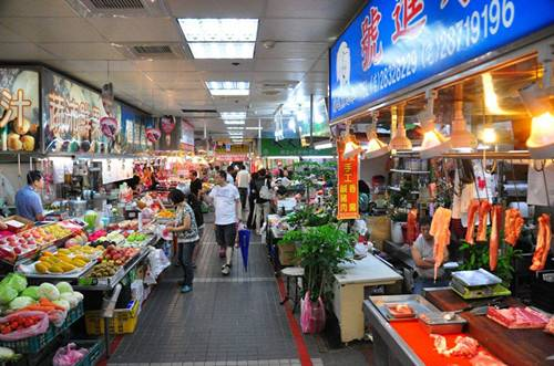 合肥瑶海区到2019年底新建7个菜市场