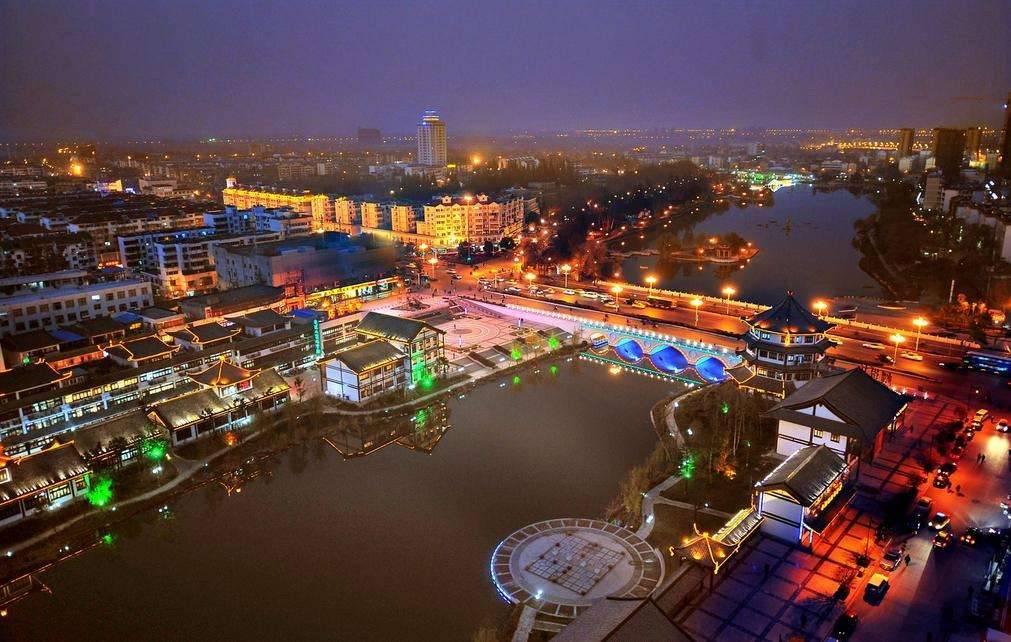 滁州:打造内陆开放新高地
