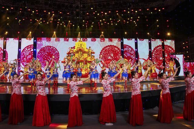 唱响新生活放歌田野上 第六届农歌会在滁州顺利举办