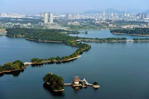 铜陵天井湖旅游度假区总体规划通过专家评审
