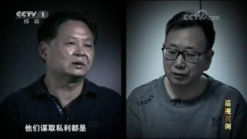 反腐专题片揭陈树隆杨振超落马细节
