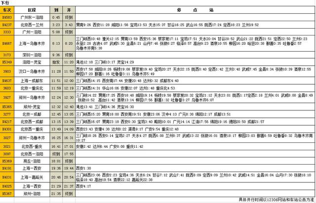 洛阳车站开行春运临客68趟 龙门站将有夜间高铁