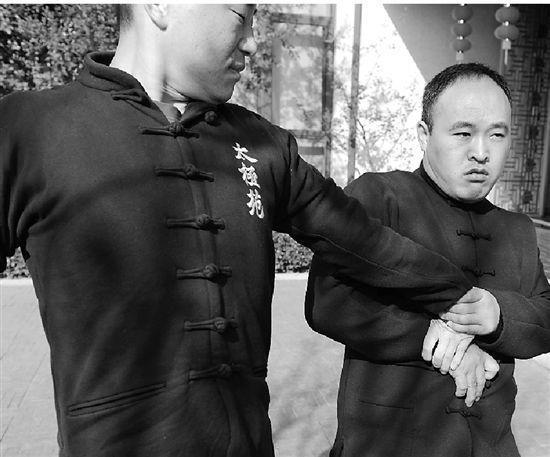 马云独一贴身保镖:擅太极 轻松干翻蒙古摔跤手