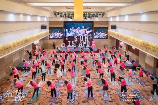 上海太阳岛度假酒店:健康生活始于悠然假期