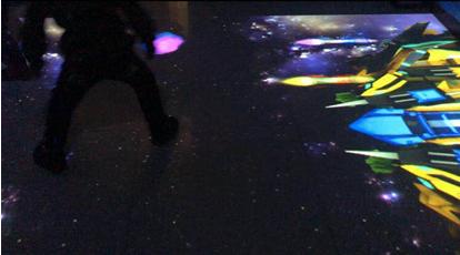 科技尝鲜!翡翠庄园AR奇幻密室免费体验