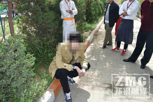 郑州一男子多次盗窃大学宿舍 常在校园转却没人怀疑
