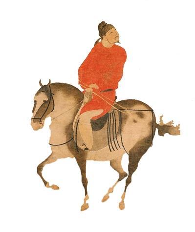 古代书画界的著名父子档 艺术生命力令人赞叹