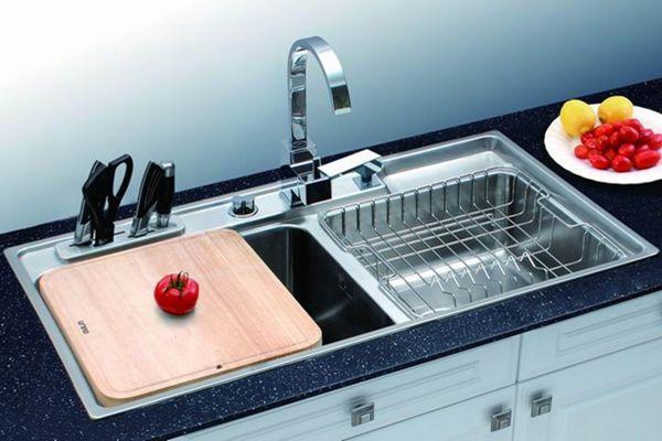 你非看不可的厨房水槽选购技巧