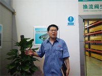 """【我为中原出彩做贡献】朱新华:""""电""""力十足的""""711""""工作制"""