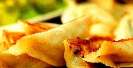河南洛阳小吃:洛阳锅贴