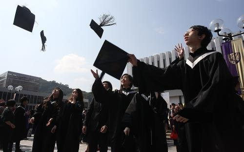 香港学士毕业生起薪1.4万港元 建筑专业最高