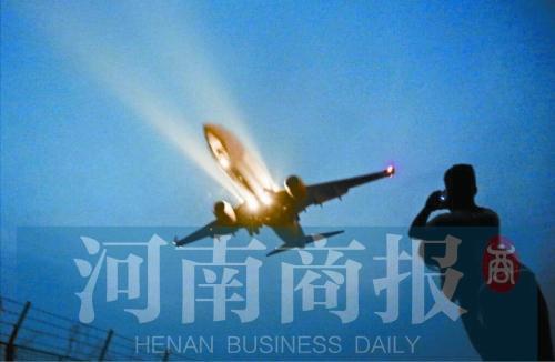 郑州将开3条国际航线 直达五大洲将成为现实