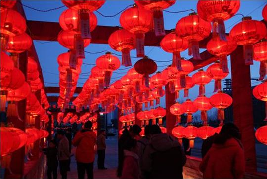 东陌元宵节游园会3月2日-4日热闹开启!