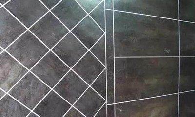 瓷砖勾缝工艺