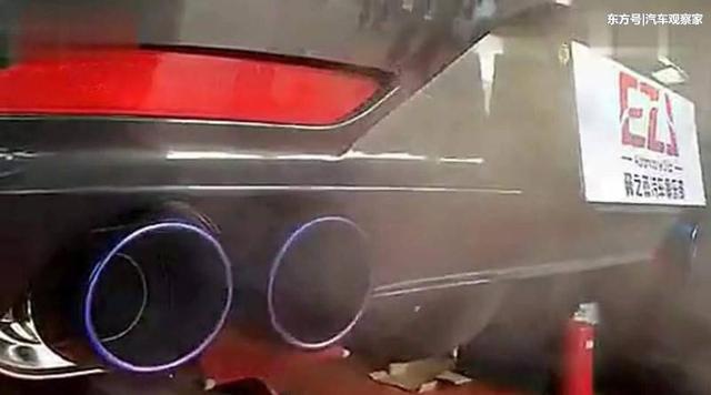 改装汽车排气管会增加动力吗?