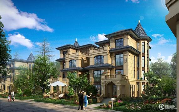 一号庄园三期别墅在售 售价150万/套起