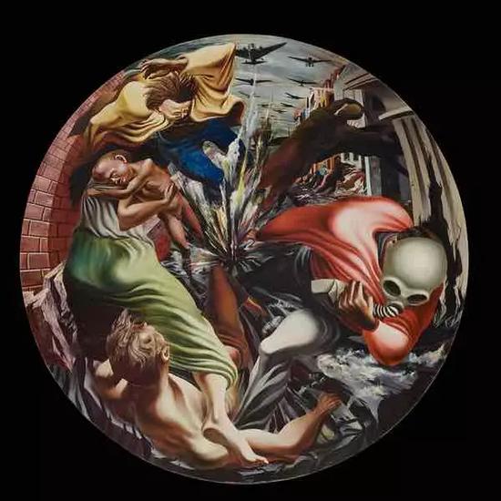 美国大萧条时期的绘画展