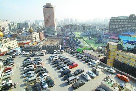 郑州将建16处停车场解决停车难 多为立体型
