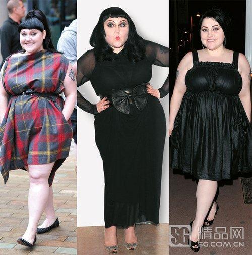 胖子也能红+重磅女神的时尚逆袭