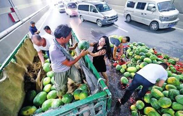 《一拍集合》有奖征集令:致敬努力生活的瓜农