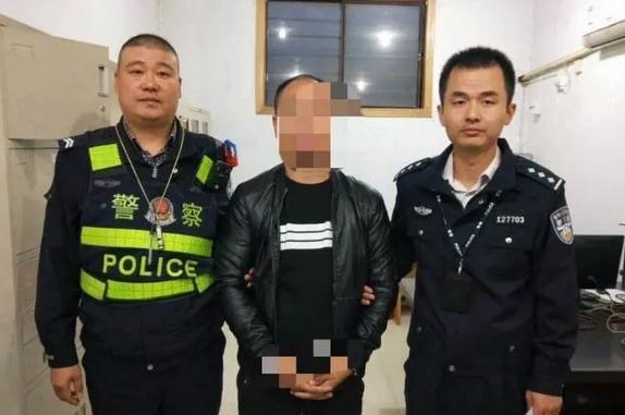 卫辉警方抓获一逃犯 此人涉嫌刑事犯罪被追逃