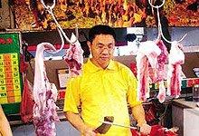 北大学子卖猪肉成千万富翁