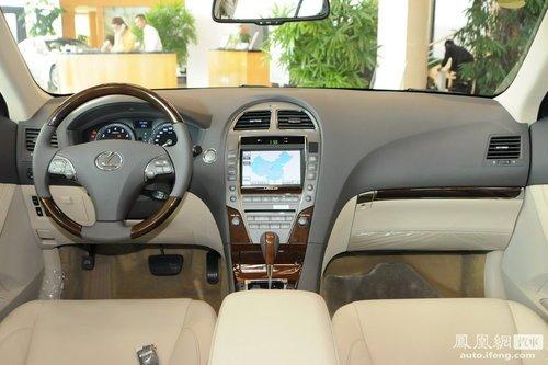 es的价位在雷克萨斯车系属于入门级 高清图片