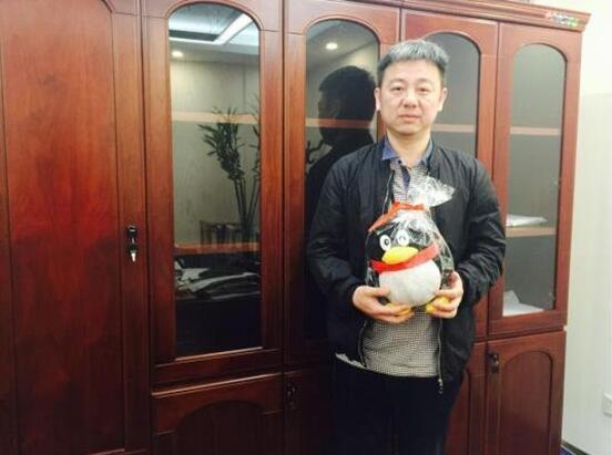 腾讯对话正大国际营销副总郭剑锋