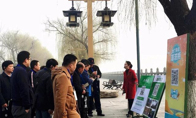 """河南省智慧旅游暨全国""""华游""""项目启动会在龙门石窟召开"""