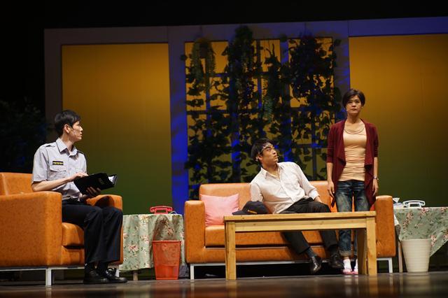 4月2日 赖声川话剧《他和他的两个老婆》