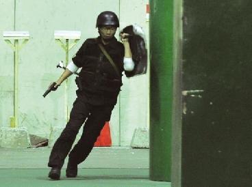 全省18地市特警年夜交锋 郑州特警囊括冠亚军