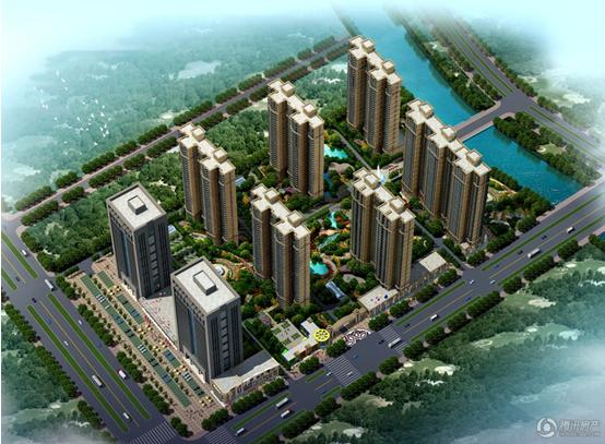 百汇城2期74-132㎡升级新品  实现百般美好生活