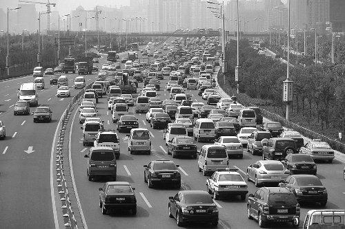 郑州什么天天堵车 这些堵点您每天会路过几个