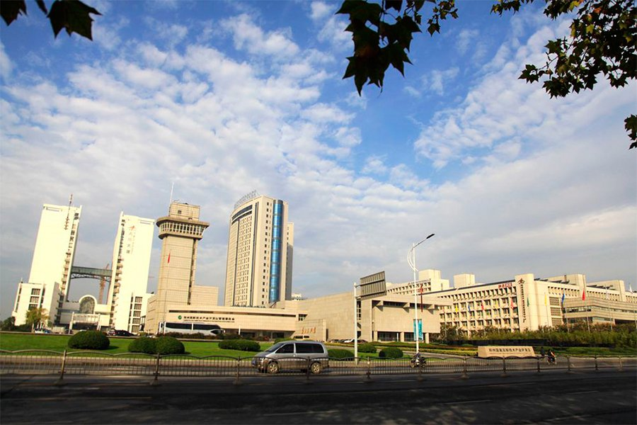 魅力郑州高新区