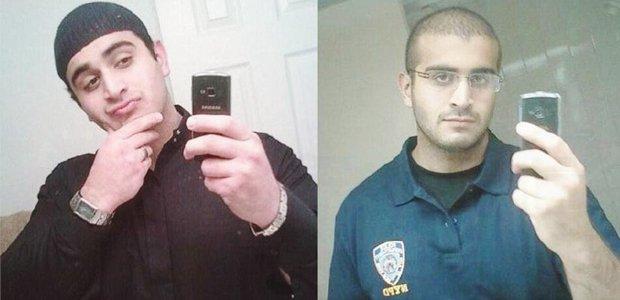美国夜店枪击案凶手照片曝光