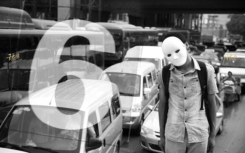 豫见第十八期:游荡在城市里的孤独灵魂03